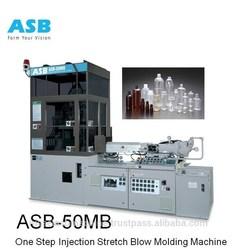 ASB - 50MB Liquor bottle making machine