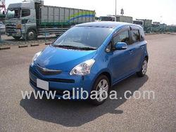 Used Toyota Ractis ( 5 Door Mini MPV ) from Japan