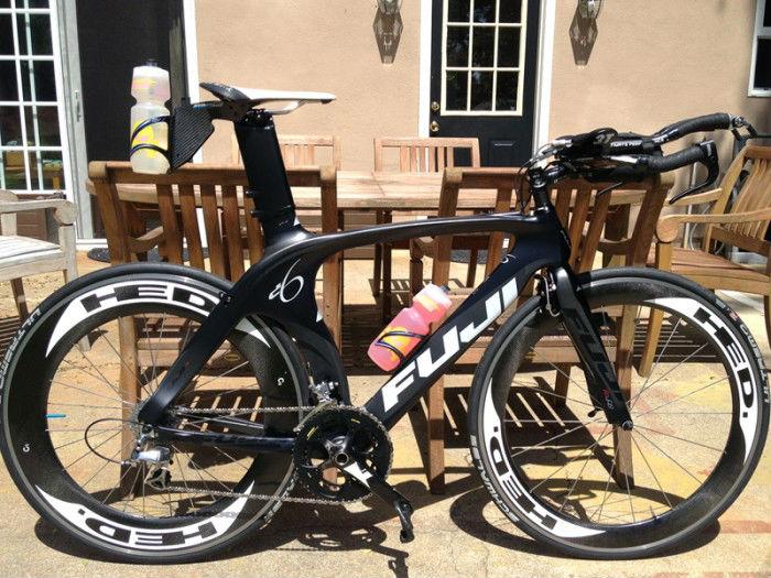 Fuji Newest 4.0 Road Bike