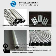 aluminum tubes, aluminum extrusions, aluminium profiles