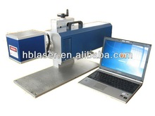 10W CO2 laser engraving portable writing machine for date