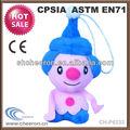 venta caliente promoción de juguetes de peluche de payasos