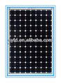 el sol y la energía del viento solar con células de nuevo en contacto