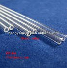 Cut different length quartz glass tube