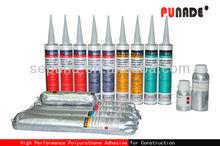Pu824 de madera mesa de altar de poliuretano / de la PU sellador adhesivo pegamento
