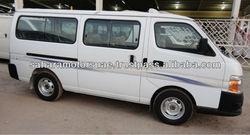 2013 BRAND NEW BUS NISSAN URVAN 2.5L PETROL 15 SEAT MINI BUS