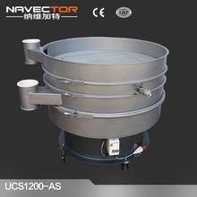aluminium powder coating Floating sieve equipment
