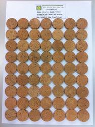 Cork Discs