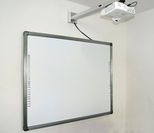New finger touch portable interactive whiteboard with stand