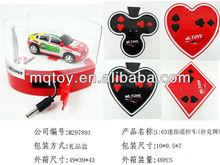Lovely 1:63 mini rc car,mini r/c car,toys