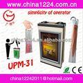 Lie detector máquina wet umbrella máquina de embalagem com caixa de luz LED