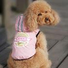 100% Polyester Spring/Summer brand name dog clothing