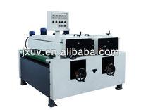 mdf /wood/furniture /flat board uv coating machine
