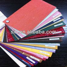 sky blue 50*70 Corrugated art paper&paperboard