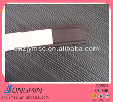 flexible rubber coated cabinet magnetic strips