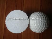 B111-1 golf practice ball,indoor golf balls, one layer golf ball