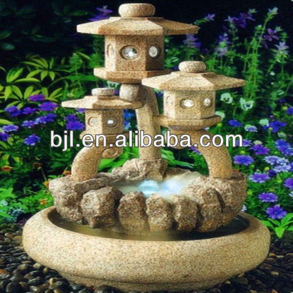 Stone Garden Chinese Pagoda Design View Stone Garden