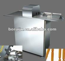 semiautomatic meat binding machine in machinery