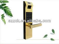 digital keypad password fingerprint PIN code electric door lock