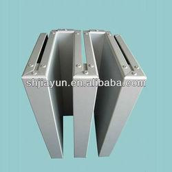 alu curtain wall frame from Shanghai Jiayun Aluminium