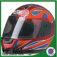 ABS vintage motorcycle helmet with OEM quality