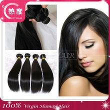 Mongolian Hair Human Hair Weave 7 Days Refund Guaranteed Grade 5A Top Quality Sliky Straight Human Hair