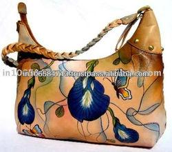Womens handmade fashion bag