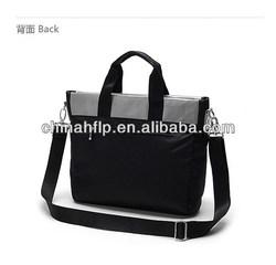 Manual fashion vertical laptop messenger bags