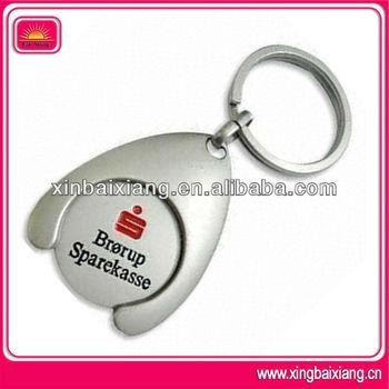 Metal key ring maker