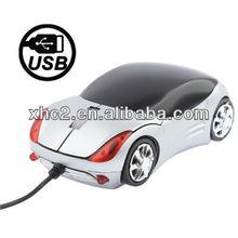 Fashion car style USB Optical Mouse ,800DPI optical mouse for computer
