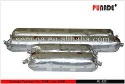 coast green granite polyurethane/PU adhesive sealant gule pu822