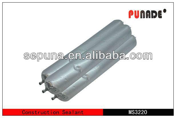 Alta calidad de la señora de polímero de sellador de silicona para Autoglass / material para techos de asfalto sellante adhesivo