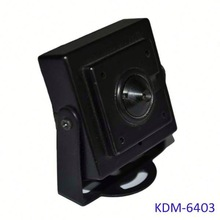 Pinhole Lens Hidden low light ccd camera with Mini Size of 35*35*15MM (700TVL, 600TVL, 420TVL)