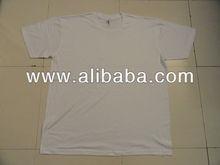 cotton t-shirt and yarn
