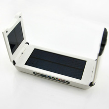 12000mAh Micro USB Solar Panel Charger for laptop / digital devices