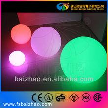 light ball PE material rotational