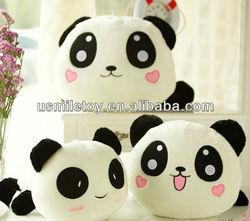very popular plush lovely panda with big eyes