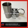 Camisas de cilindro kit 6d24/6d24t motor de peças de máquinas