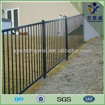 wrought iron aluminum fence (manufacturer)