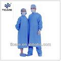 Descartáveis não- tecido cirurgião vestido