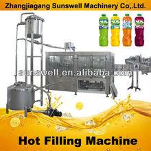 Fruit Works Apple Raspberry Beverage Production Line/Filling Machine