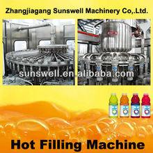 Raspberry, Strawberry Juice Processing Machine/Hot Filling Machine