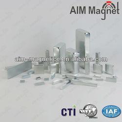 strong neodymium rotor magnet for motor