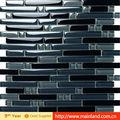 Mosaïque brick, carreaux de mosaïque de verre, moderne mosaïque