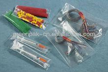flexible clear jumbo vacuum storage bags in jiangyin