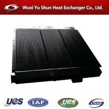 heat transfer oil coooler / heat transfer oil radiator part