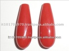 High Quality Jewelry Natural Red Italian Coral Pendant