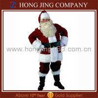 Hot Sale Christmas Masquerade Costume|Father Christmas Costume
