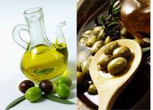 Crude Oil, Olive Oil