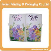 custom die cut cosmetic label,clear sticker cosmetic printing